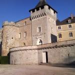 Le château de Chastellux